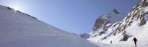 ski de randonnee en haute maurienne