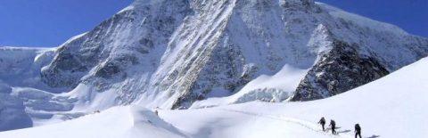 ski haute route chamonix zermatt